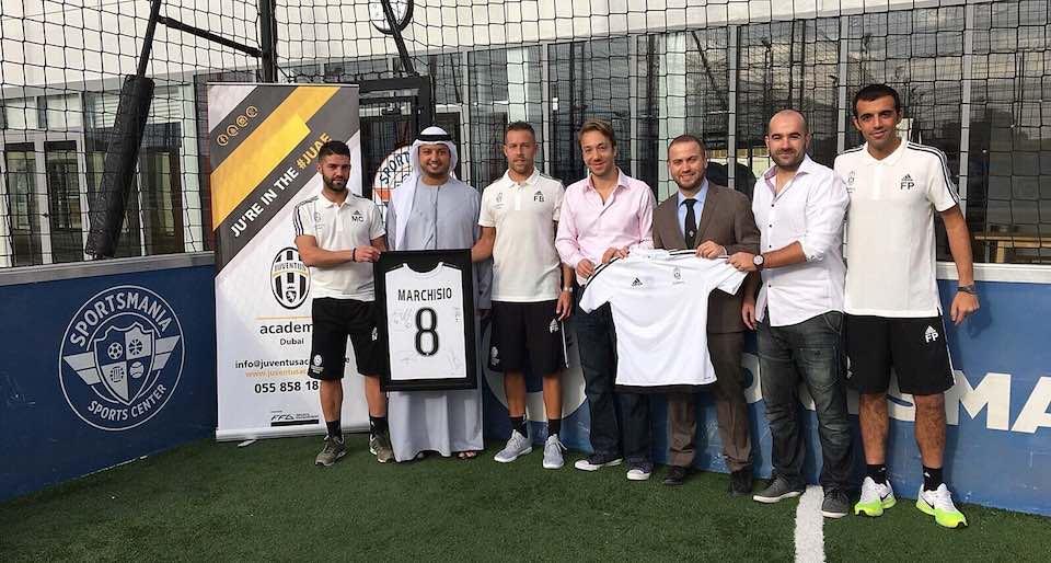 Juventus Academy Dubai: al via la nuova stagione