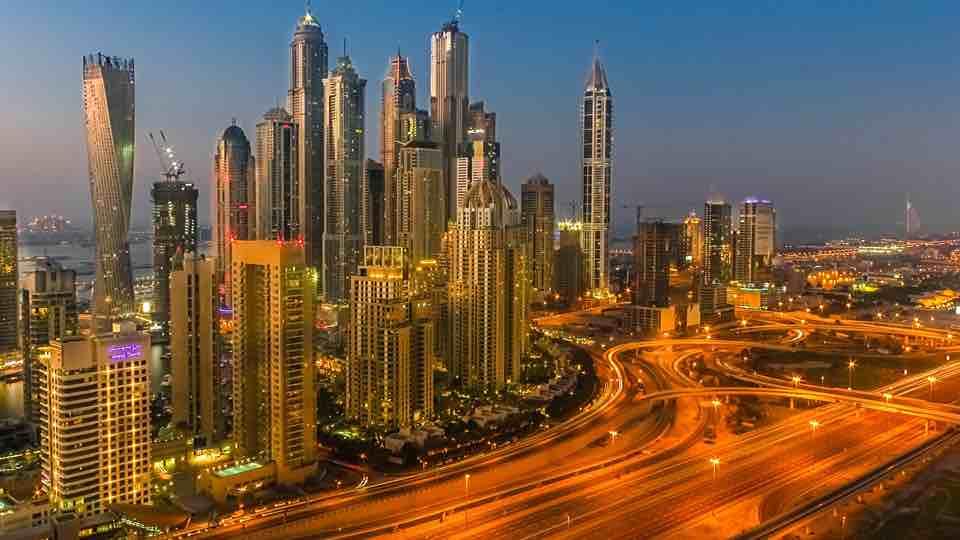 Quanto sono felici i cittadini di Dubai?
