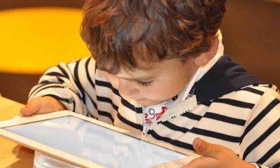 App, arabo e bambini