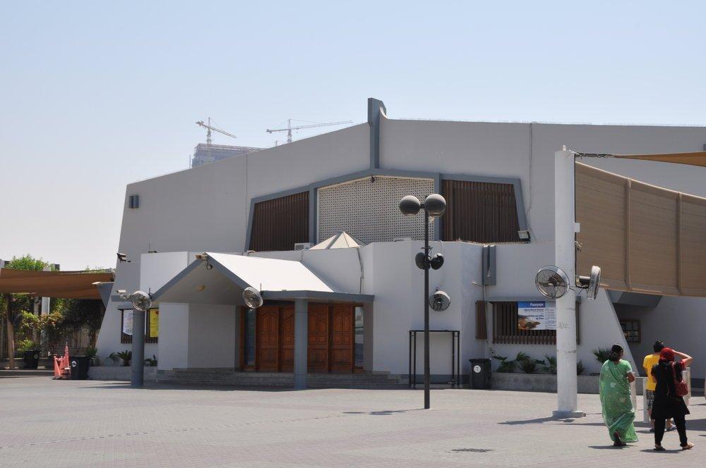 La Chiesa di Dubai ha compiuto 50 anni