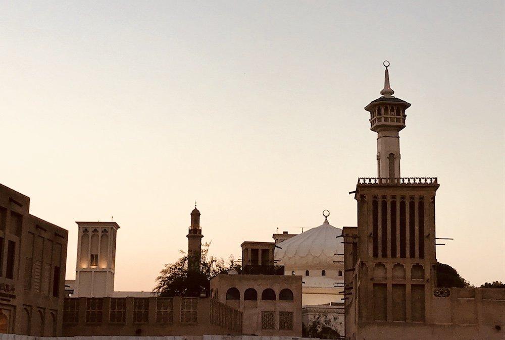 Una giornata nella vecchia Dubai