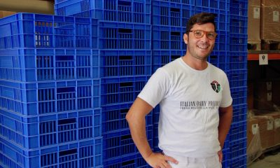 Una giornata al caseificio di Italian Dairy Products