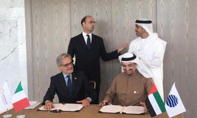 Expo Dubai 2020, Italia in prima fila con Glisenti