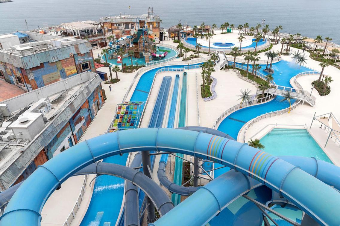 Inaugurato il nuovo Laguna Waterpark