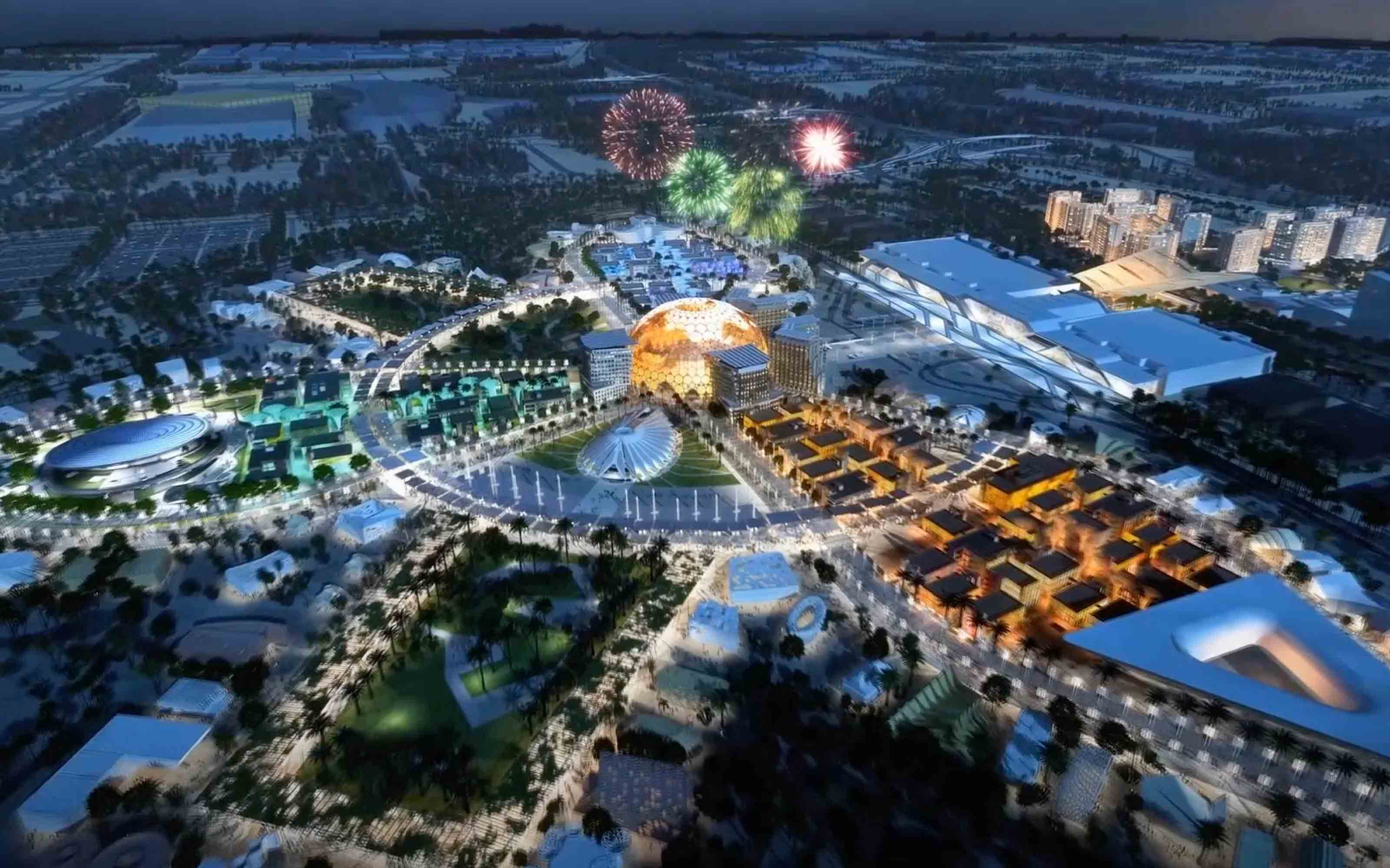 Expo 2020: a che punto sono i lavori?