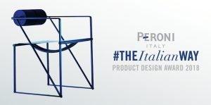 The Italian Way Product Design Award: i 5 finalisti