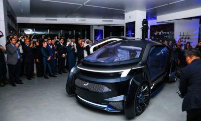Dubai: guida autonoma nel 2023