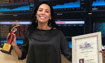 Silvia Vianello: top manager del Medio Oriente
