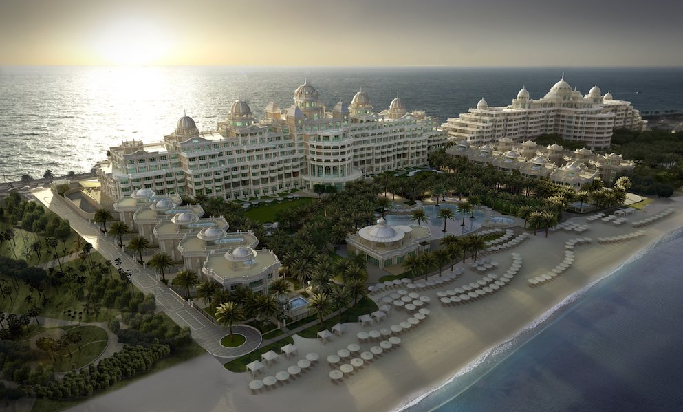 Emerald Palace Kempinski Dubai: benvenuti a Palazzo