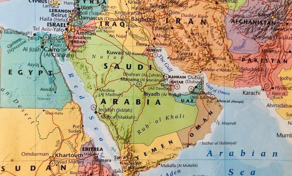 paesi del golfo