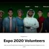 Expo 2020 Dubai: volontari cercansi
