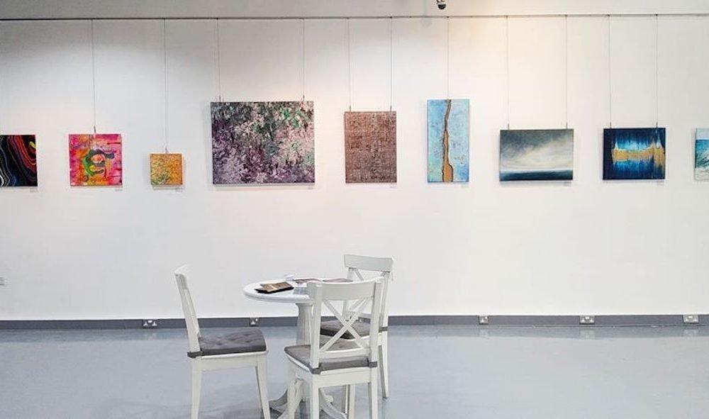 Italian Vanity Art Exibition: artisti italiani in mostra a Dubai