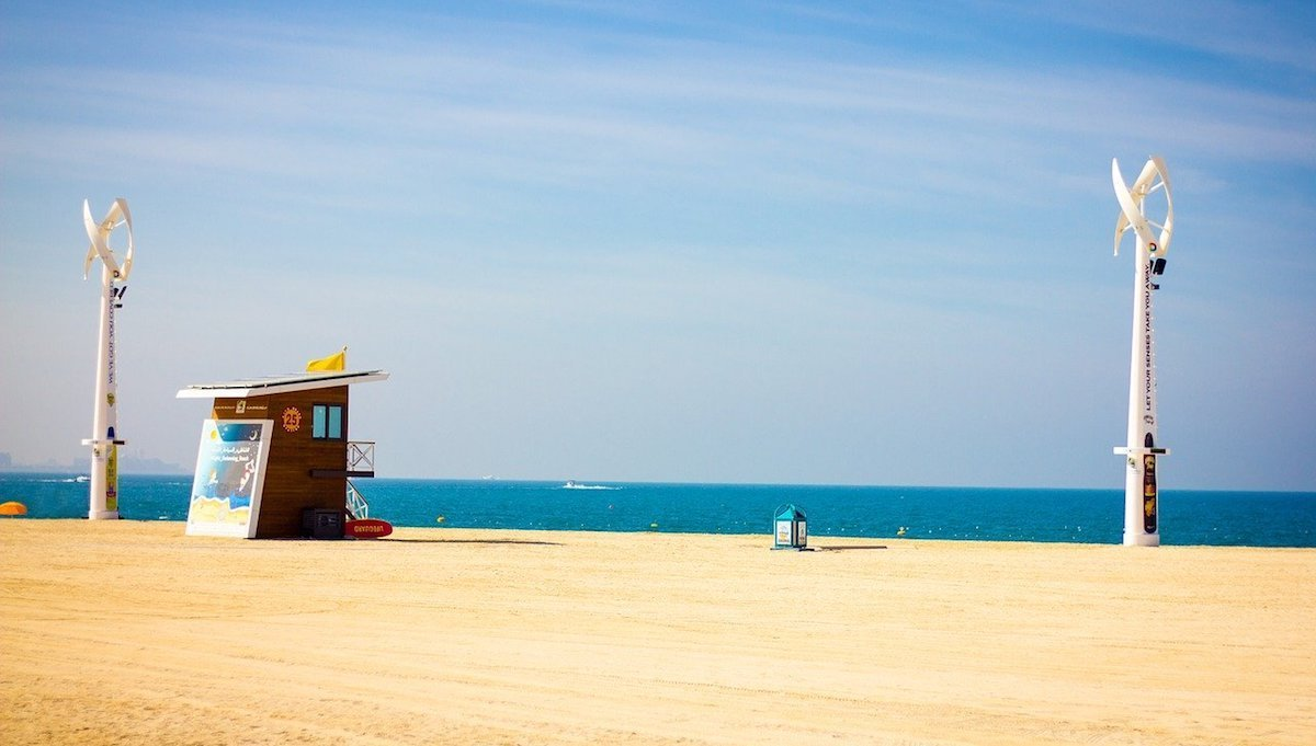 Pillole di Emirati: la sabbia calda di Jumeirah