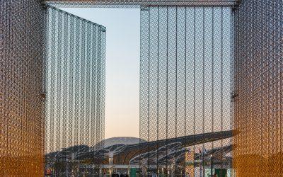 Expo 2020 Dubai: ci accoglieranno i portali di Asif Khan