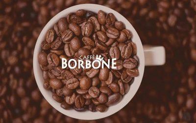 Il caffè Borbone arriva a domicilio