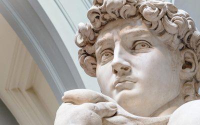 Il Padiglione Italia e la magia del David