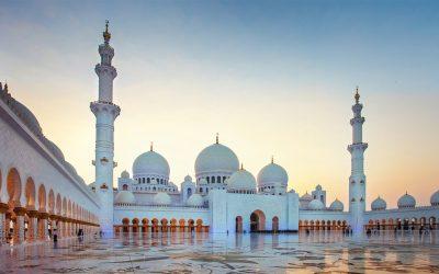 La Grande Moschea della tolleranza di Abu Dhabi