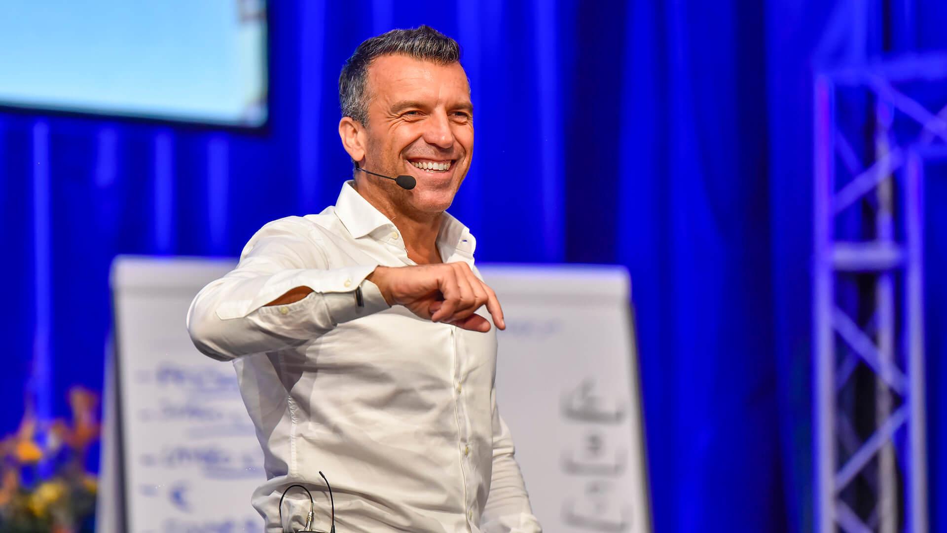 Roberto Re Coach intervista Dubaitaly