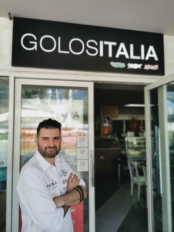 Sebastiano Maio Golositalia