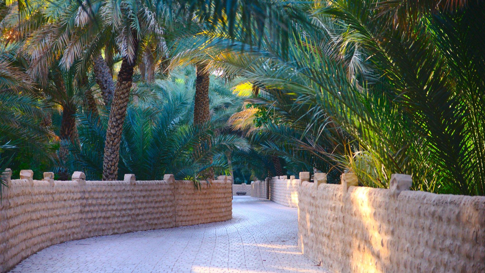 Al Ain giardini
