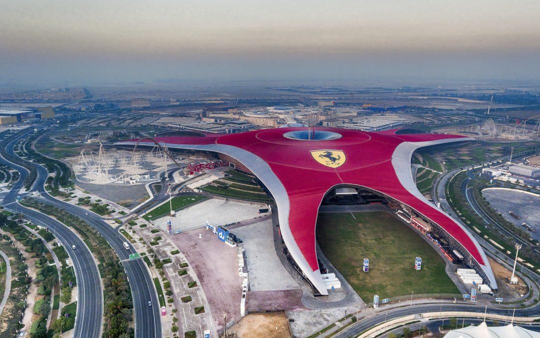 Adrenalina pura al Ferrari World di Abu Dhabi