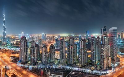 Dubai 2040 Urban Master Plan è ufficiale
