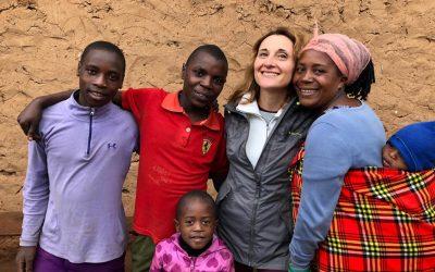 Elisa Corvi e due mondi che si incontrano a Dubai