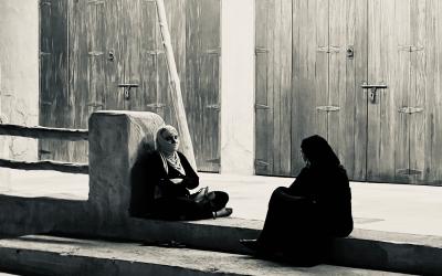 Le donne che non ti aspetti negli Emirati Arabi