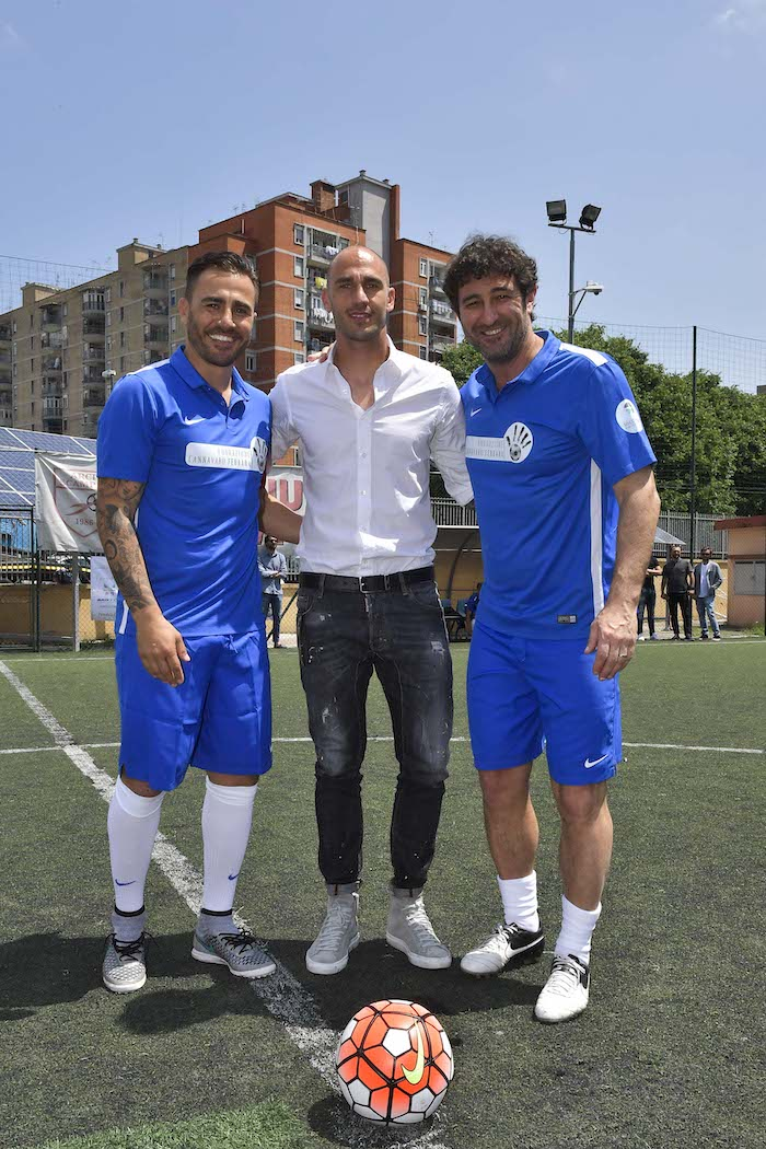 Fabio Cannavaro, Paolo Cannavaro, Ciro Ferrara
