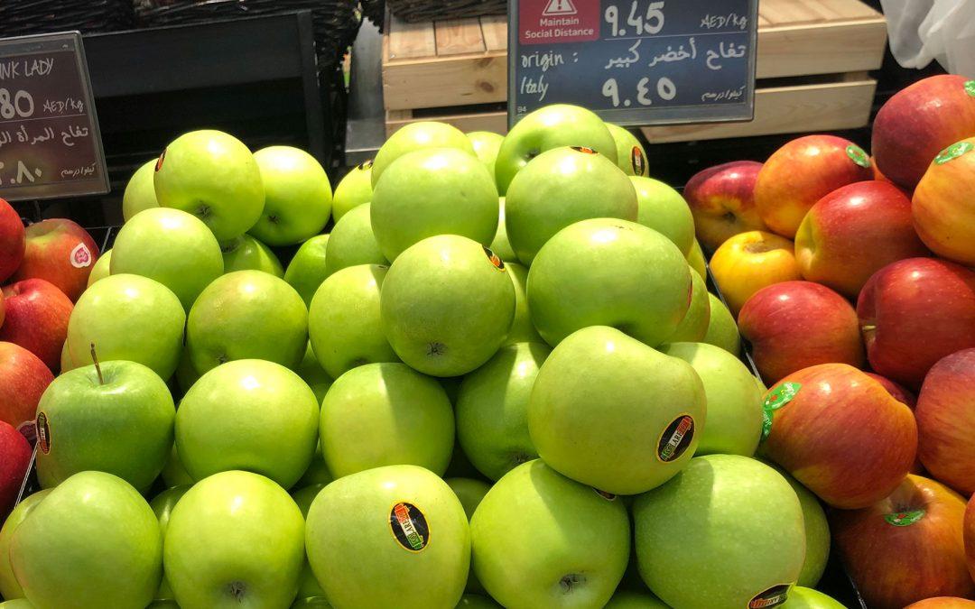 Solarelli, la frutta italiana che piace in Medio Oriente