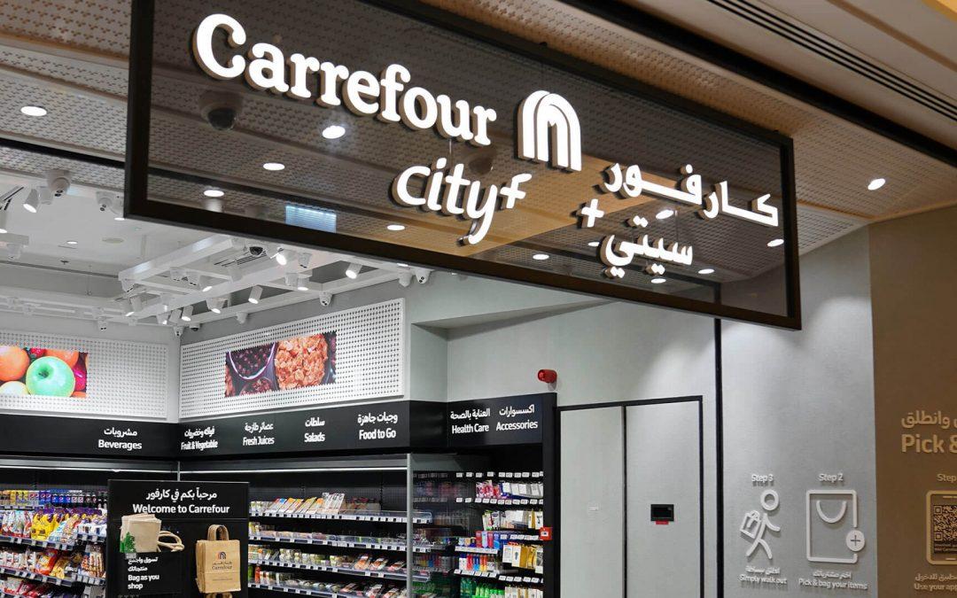 Carrefour City+: a Dubai il primo negozio senza casse del Medio Oriente