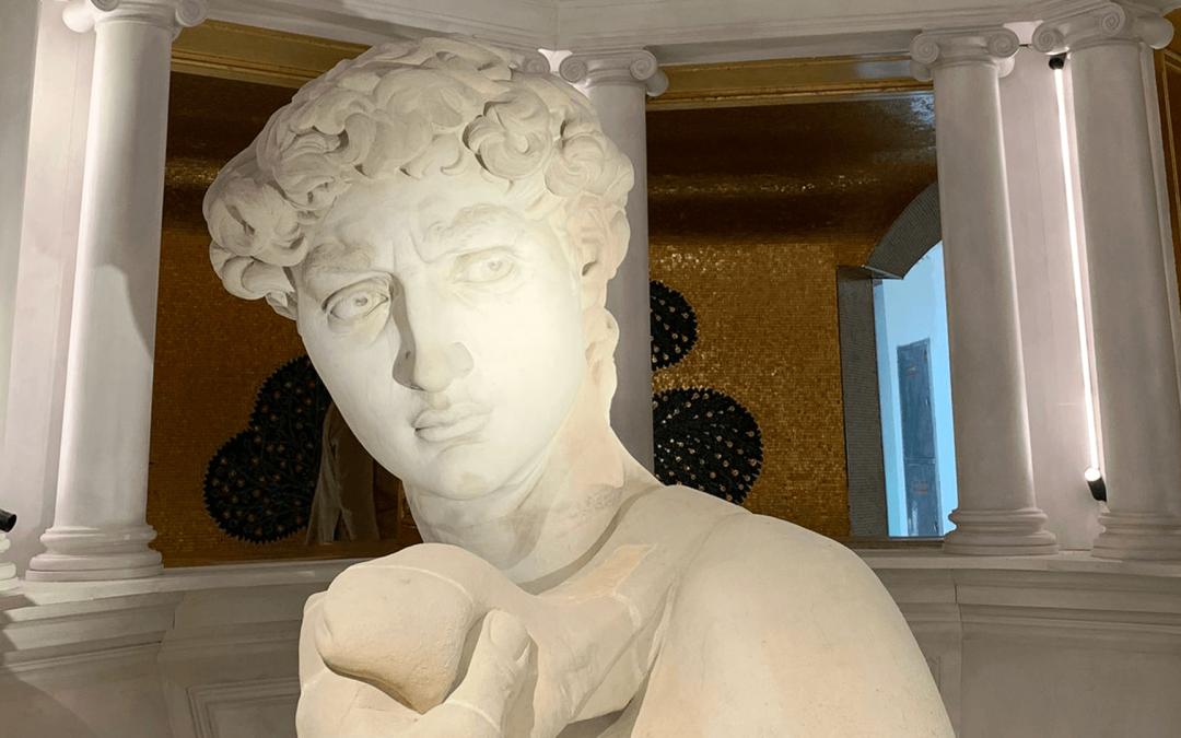 Davide Rampello e la bellezza che unisce: dalla Grecia antica ad Expo2020